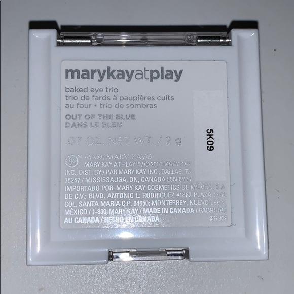 Mary Kay Other - Mary kay eye-shadow trio